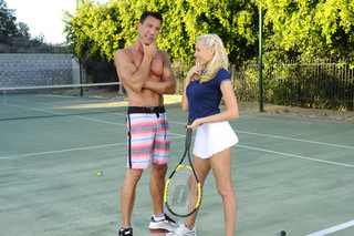 Katie Summers & Marco Banderas in Naughty Athletics - Naughty America