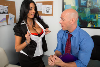 Anissa Kate & Johnny Sins in Naughty Office - Naughty America