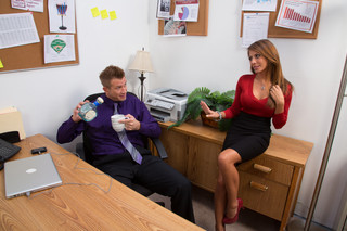 Madison Ivy & Bill Bailey in Naughty Office - Naughty America