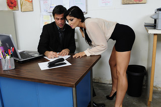 Romi Rain & Alan Stafford in Naughty Office - Naughty America
