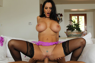 Ava Addams & Danny Mountain in Seduced by a Cougar - Naughty America
