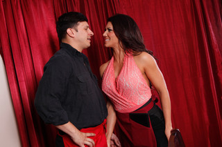 Leena Sky & Anthony Rosano in Seduced by a Cougar - Naughty America