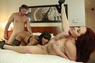 Tonights Girlfriend - Jayden Jaymes & Lisa Ann