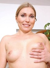 Evelina Marvellu  Beautiful anilos babe evelina marvellou beckons your lips with her taught rosy nipples