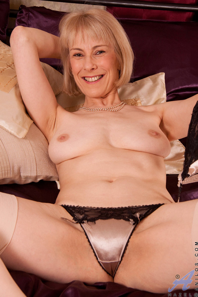 Mature hazel may nude join. And