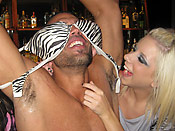 Jamey Janes - Hen´s night out gone so wrong for the poor male stripper