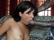 Missy Maze - This black cock monstrosity attacks another slut