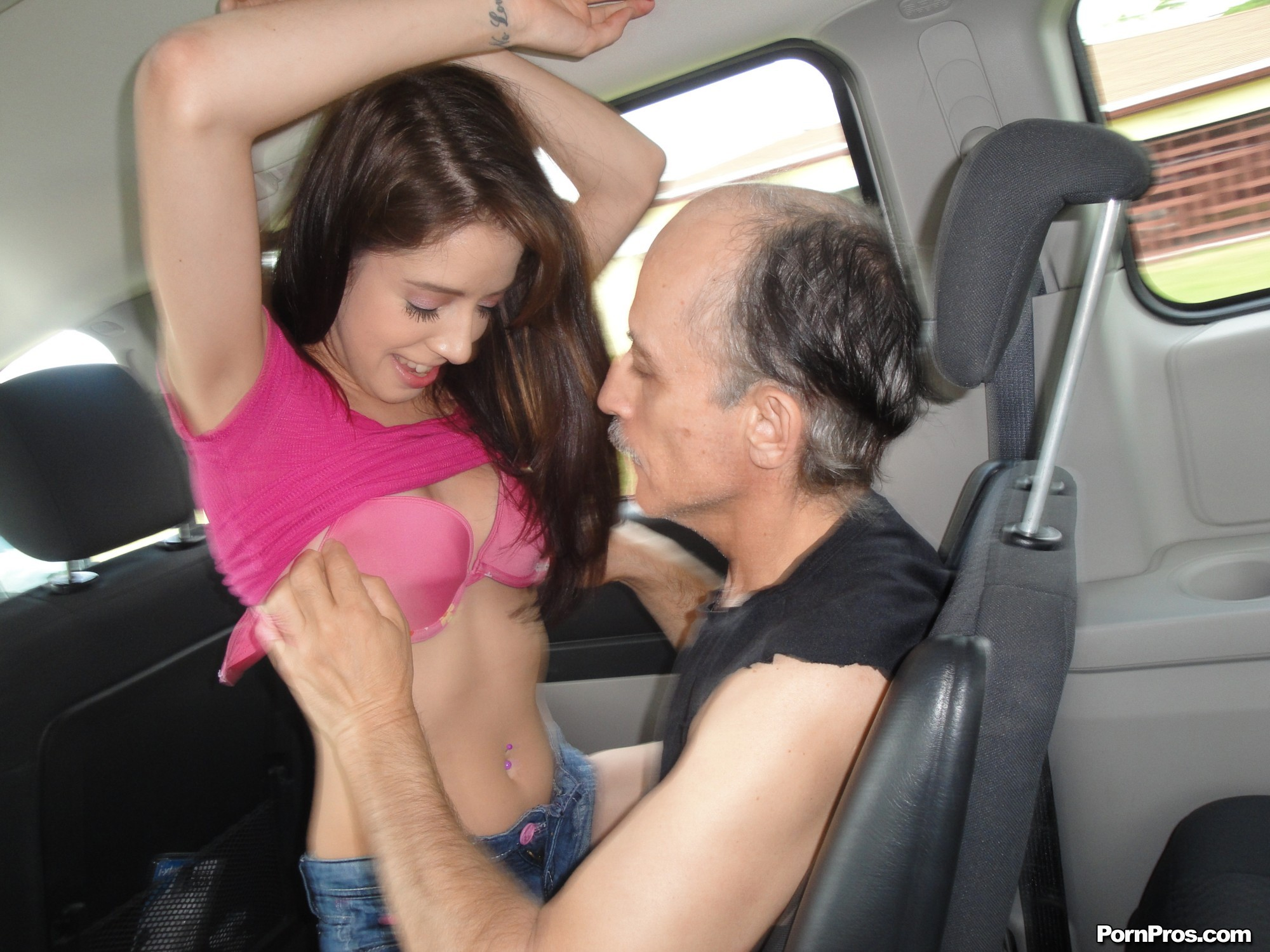 Old Man Seduce Teen 14