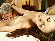 Missy Stone - Young slut giving heart attack to a dirty old man