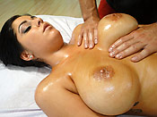 Kimber Kay - Dirty masseur giving pleasure to this hot slut