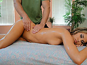 Aleska Diamond - Slutty girl wants more from the dirty masseuse