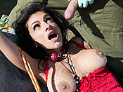 Persia Pele - Pretty sinful MILF bitch whoring out completely