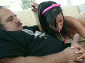 Tanner Mayes & Kelly Starr - Tanner Mayes fucks porn legend Ron Jeremy and Kelly Starr has a nasty threesome