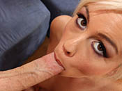 Tara Lynn Fox - Nasty blonde loves swallowing dick while brunette craves rough fucking