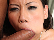 Cali Lee - Beautiful Latina girl gets fucked in her sleep and Asian slut shows pizza boy how much meat she can swallow