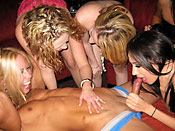 Aries Stone - Crazy party with drunk sluts with well-hung strippers
