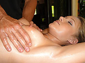 Teagan Summers - Girl getting a happy ending by the dirty masseuse