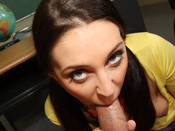 Gracie Glam - Teen Gracie gets pounded hard in her tight pink pussy!