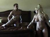 Ashley M. - Cheating whore Ashley busted fucking around!