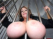 Kandi Kox - Dirty MILF with a magnificent rack getting fucked brutally