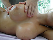 Madison Ivy - Dumb slut gets a massage with a happy ending