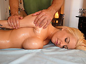 Mariah Madysinn - Dumb slut abused on the massage table
