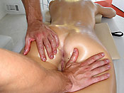 Chanel Preston - Slutty cunt getting a happy ending on the massage table