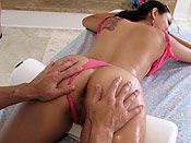 Danni Cole - Yet another hardcore massage session