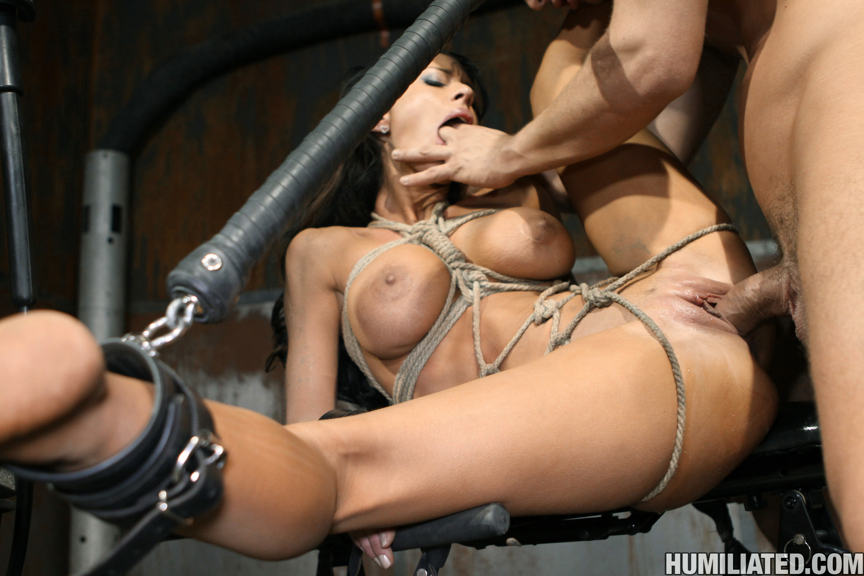 You Girls getting fucked with bondage join. All