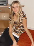 Nothing like seeing a sexy teen in a camo shirt and tight pants