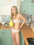 Take time to see kirsten on fruity teen desert in the kitchen