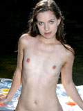 Tera enjoys soo much getting wet on cam display her nice barely naked body