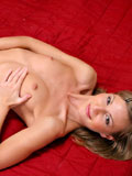 Nubile tricia undressed herself rubbing her pink clit and lick her finger