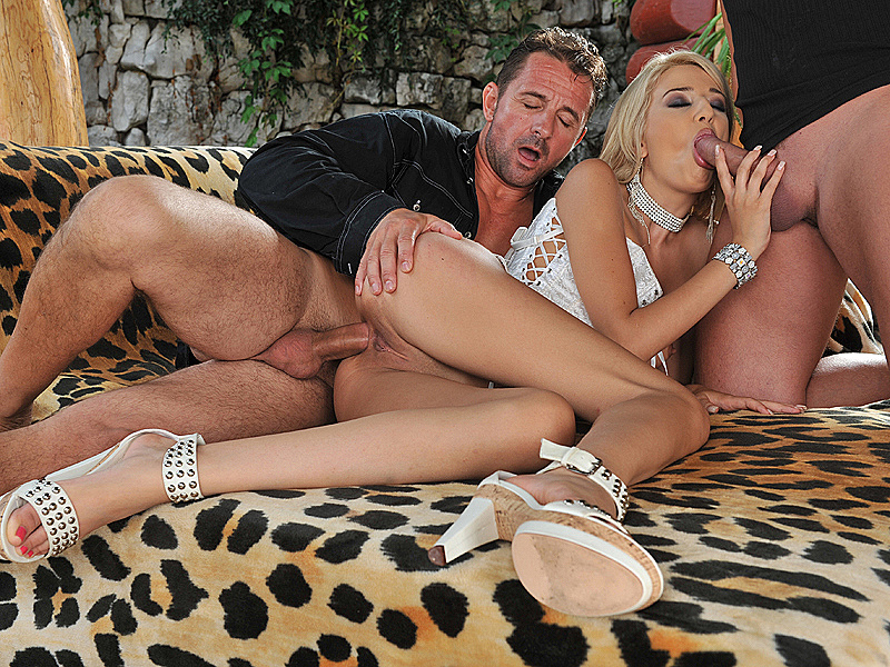 Русское порно с гламурными красавицами 12