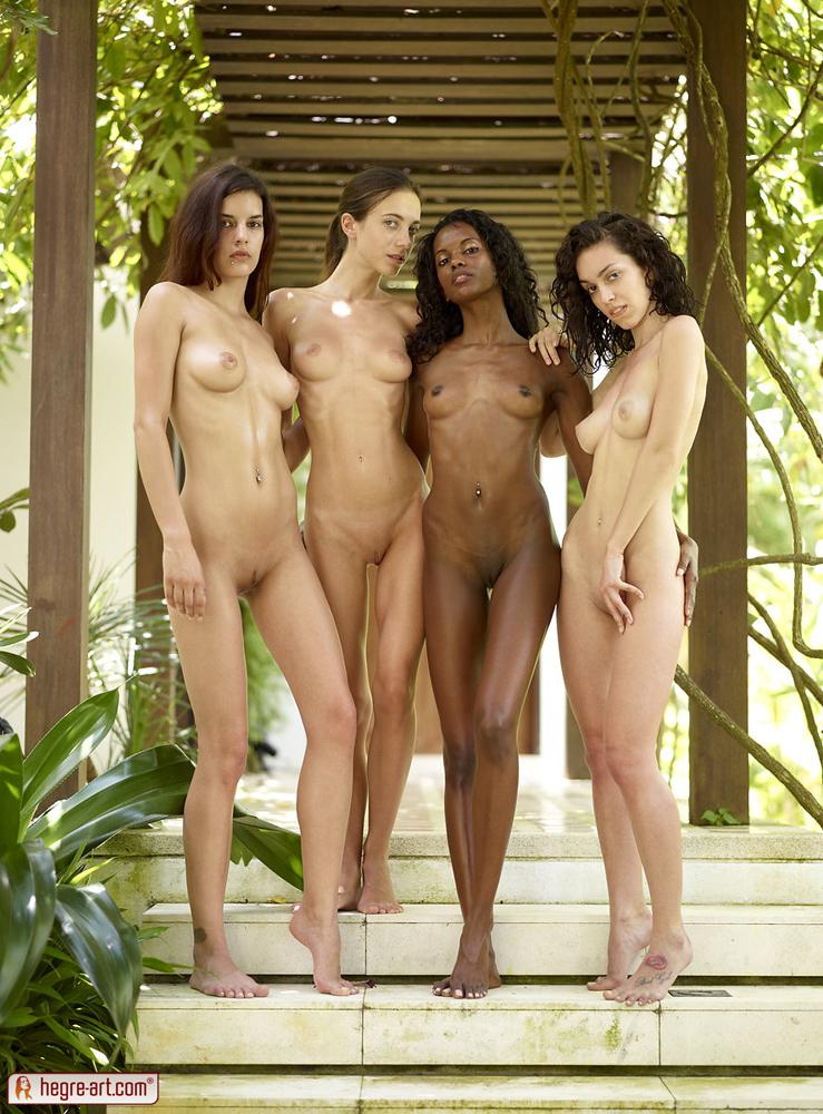 Candice Engelie Kiki Valerie 4 Fab Females   spicysolos