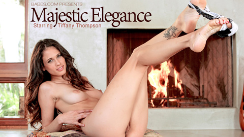 Tiffany Thompson Pictures in Majestic Elegance