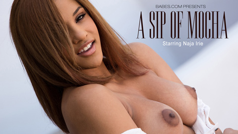 Naja Irie Pictures in A Sip of Mocha