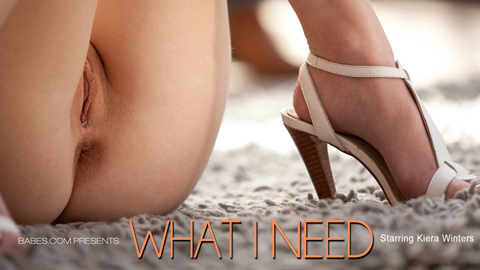 Kiera Winters Pictures in What I Need