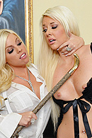 Brazzers Network  Britney Amber,Courtney Taylor