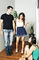 Gracie Glam Pictures in Banging my Sisters Boyfriend