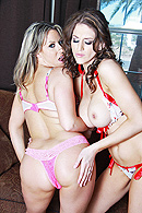 Brazzers Network  Eve Laurence,Carolyn Reese