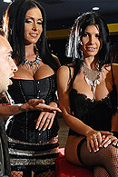 Rebeca Linares, Jessica Jaymes Pictures in Planet Whoreywood