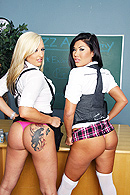 London Keyes,Dayna Vendetta