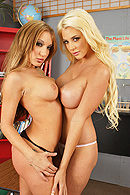 Brazzers Network  Amy Brooke,Courtney Taylor