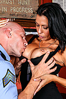 Rachel Starr Pictures in A Real Man...