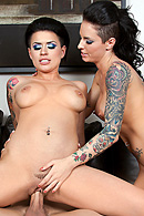 Eva Angelina, Christy Mack Pictures in Photoshoot Fun
