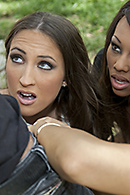 Asa Akira, Lizz Tayler, Leilani Leeane Pictures in Death Proof: A XXX Parody