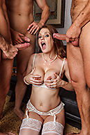 Allison Moore Pictures in Last Call for Cock and Balls