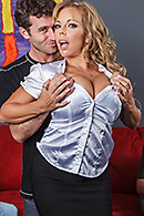 Amber Lynn Bach Pictures in Casting Cunt.