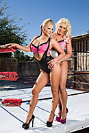 Phoenix Marie, Sadie Swede Sex Video in Greasy Grip Training